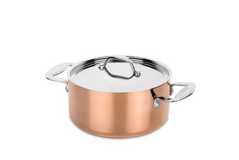 $392.00 Casserole With Lid Cm 20