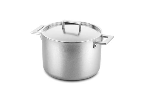 $372.00 Deep Pot With Lid Cm.22