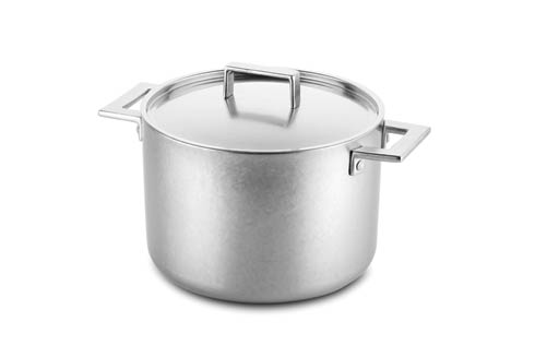 $452.00 Deep Pot With Lid Cm.24