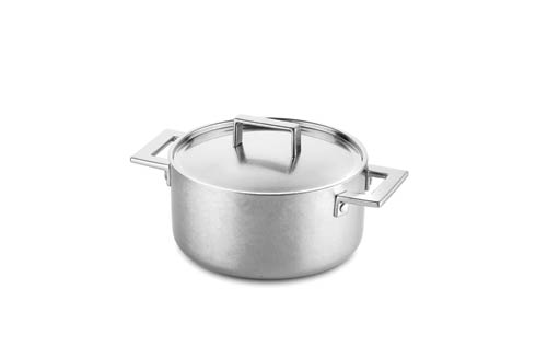 $266.00 Casserole 2 Handles With Lid Cm.18