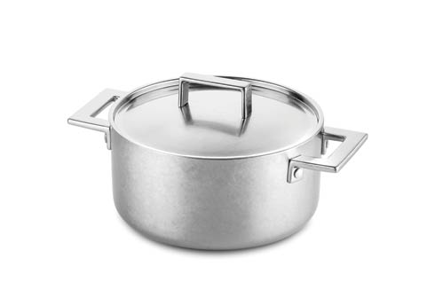 $382.00 Casserole 2 Handles With Lid Cm.24
