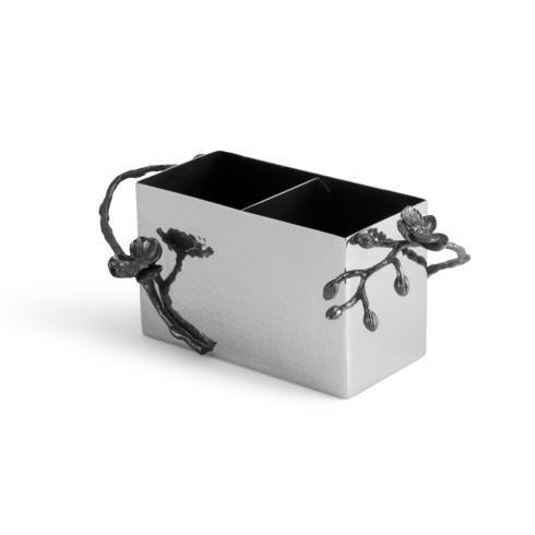 Michael Aram  Black Orchid Cutlery Caddy $140.00