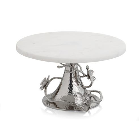 Michael Aram  White Orchid Cake Stand $250.00