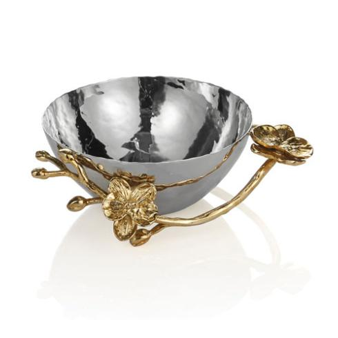 Michael Aram  Golden Orchid Nut Dish $95.00