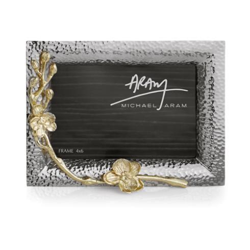 Michael Aram  Golden Orchid Frame 4X6 $100.00