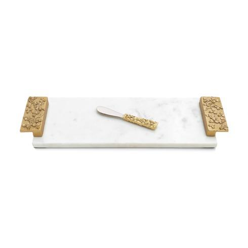 Michael Aram  Bittersweet Small Cheese Board w/ Knife $135.00