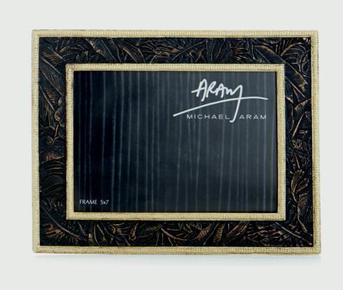 Michael Aram  Rainforest 5x7 Frame $125.00