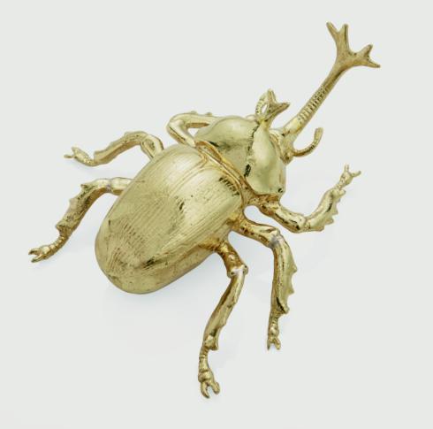 $150.00 Rhino Beetle Figurine