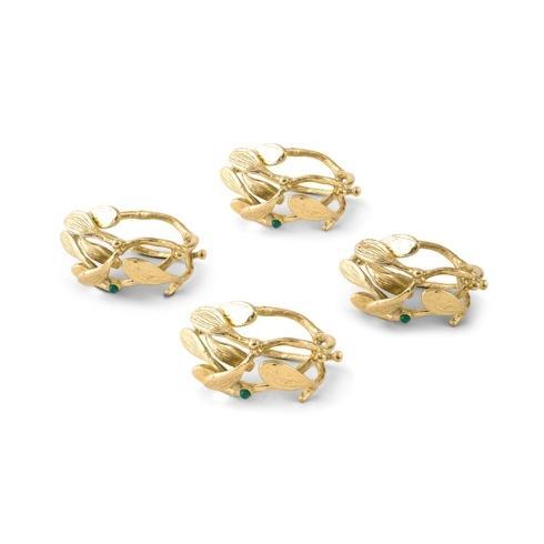 $125.00 Napkin Ring Set (Set of 4)