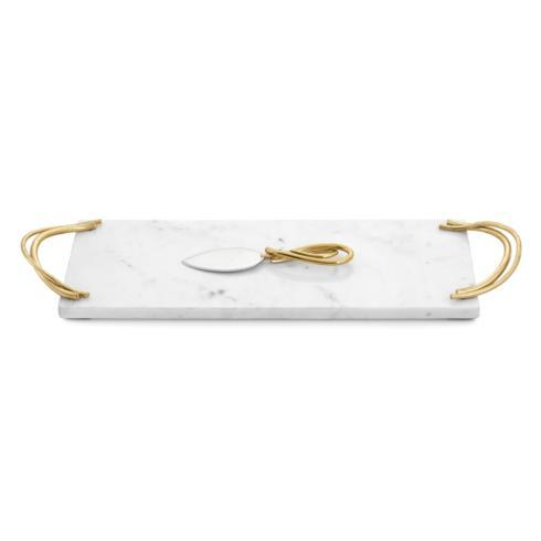 Michael Aram  Calla Lily  Small Cheese Board w/ Spreader  $135.00