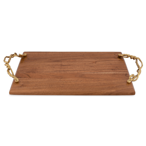 Michael Aram  Wisteria Gold Bread Board $180.00