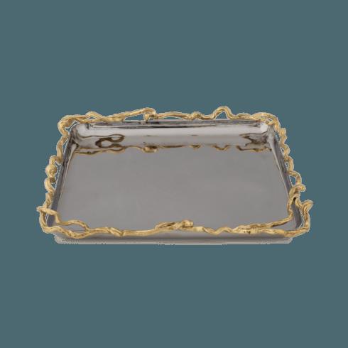 $0.00 Square Plate