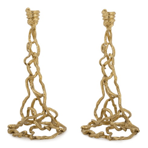 $350.00 Candleholders (Set of 2)