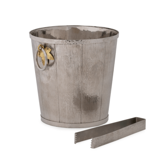 $250.00 Bucket w/ Tongs