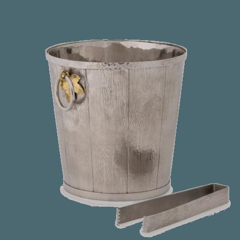 $250.00 Bucket w/ Tongs