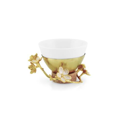 Michael Aram  Cherry Blossom Porcelain Dipping Bowl $75.00