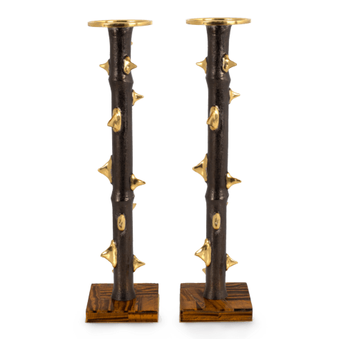 $450.00 Luxe Candleholders (Set of 2) (Special Edition)