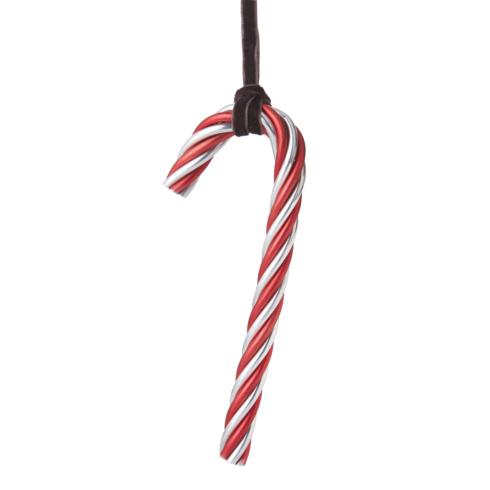 $25.00 Twist Candy Cane- Red