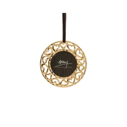 $65.00 Frame Ornament- Gold