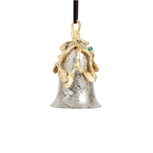 Michael Aram  Mistletoe Bell $55.00