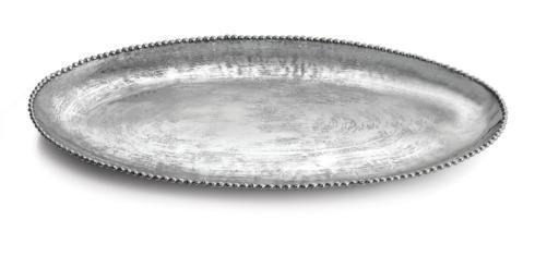 $200.00 Oval Platter Large