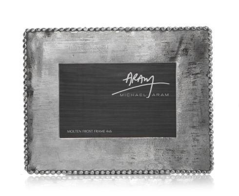 Michael Aram  Molten Frost  Frame 4x6 $95.00