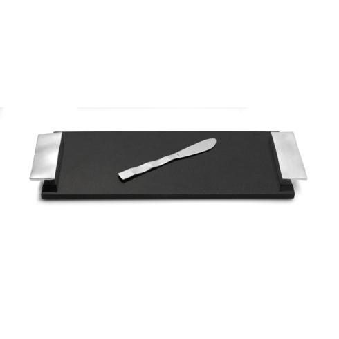 $135.00 Cheese Board w/ Knife Small