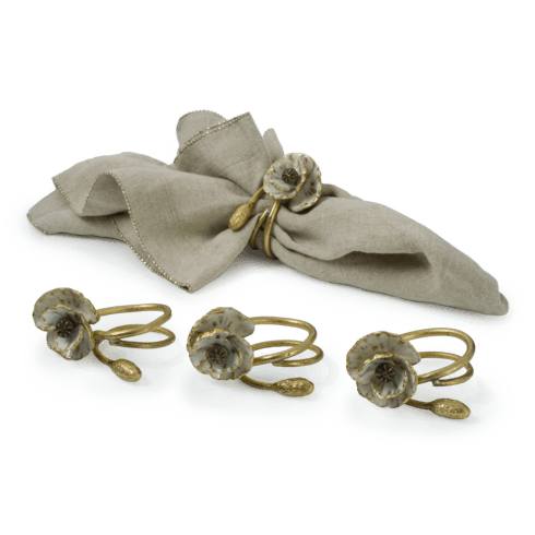 Napkin Rings (Set of 4)  image