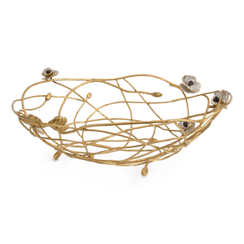 Michael Aram  Anemone Centerpiece Bowl  $425.00