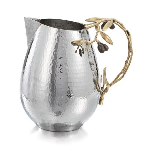 Michael Aram  Olive Branch Pitcher  $250.00