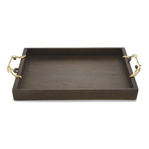 Michael Aram  Olive Branch Serving Tray  $225.00
