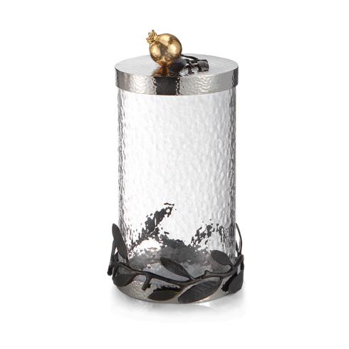 Michael Aram  Pomegranate Canister Large $130.00