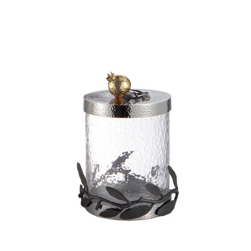 Michael Aram  Pomegranate Canister Small  $95.00