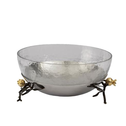 $425.00 Glass Serving Bowl