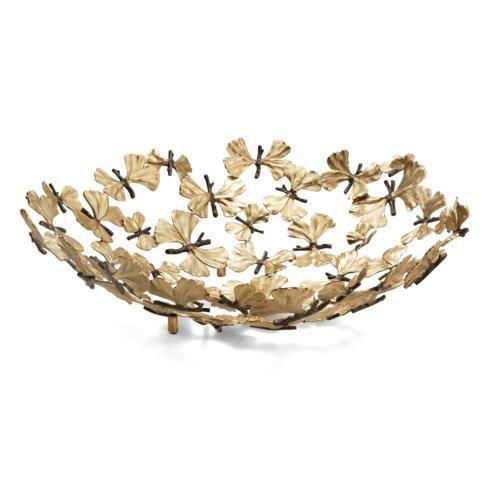 Michael Aram  Butterfly Ginkgo Centerpiece Bowl $525.00