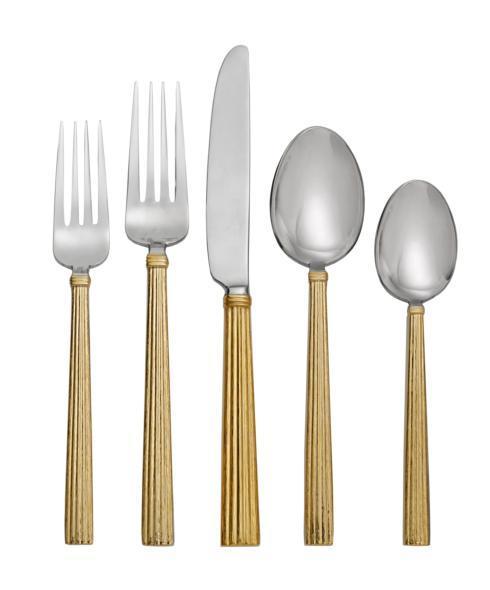 $25.00 Gold Dinner Fork