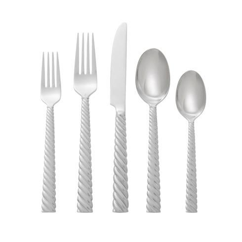$85.00 5-Piece Flatware Set
