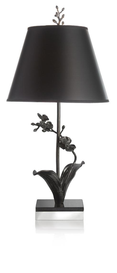 Michael Aram  Black Orchid Table Lamp $495.00