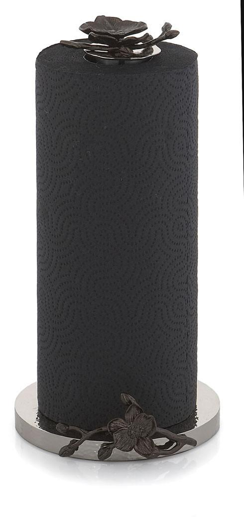 Michael Aram  Black Orchid Paper Towel Holder $135.00