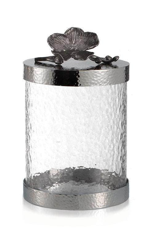 Michael Aram  Black Orchid Small Canister $95.00