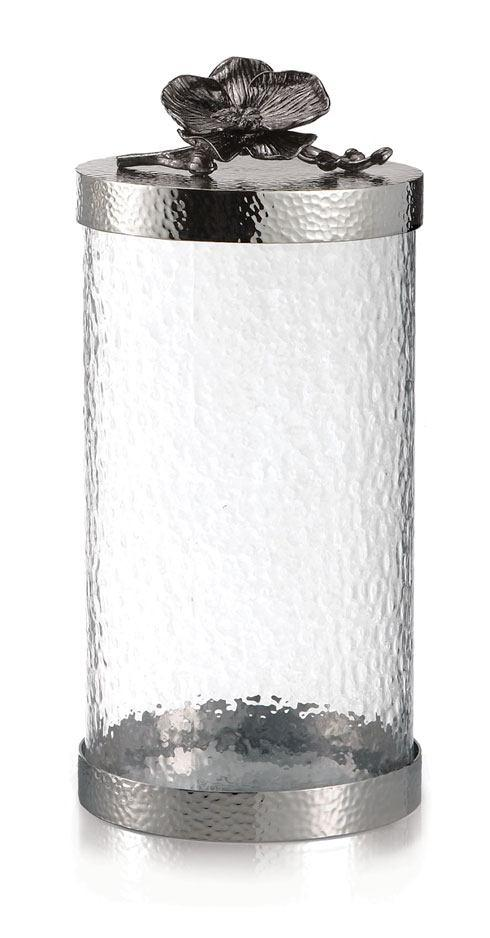 Michael Aram  Black Orchid Large Canister $130.00