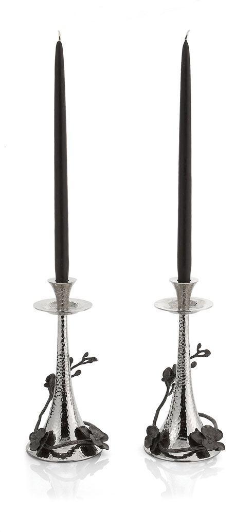 Michael Aram  Black Orchid Candleholders $250.00