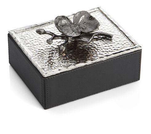 Michael Aram  Black Orchid Jewelry Box $99.00