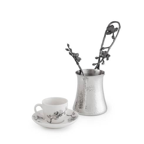 $150.00 Coffee Pot & Demitasse Set