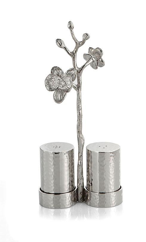 Michael Aram  White Orchid Salt & Pepper Set $100.00