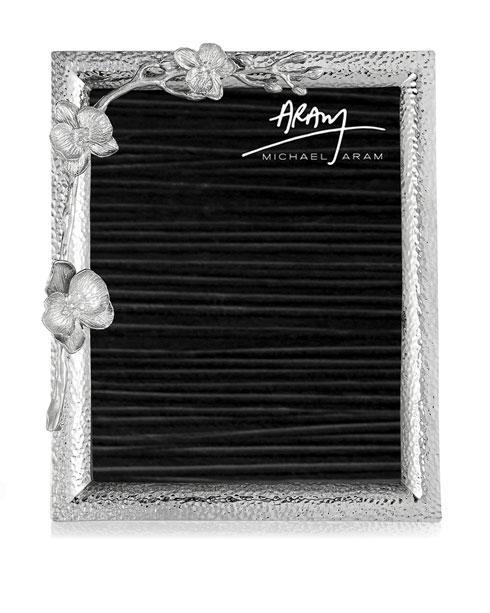 Michael Aram  White Orchid Frame 8x10 $160.00