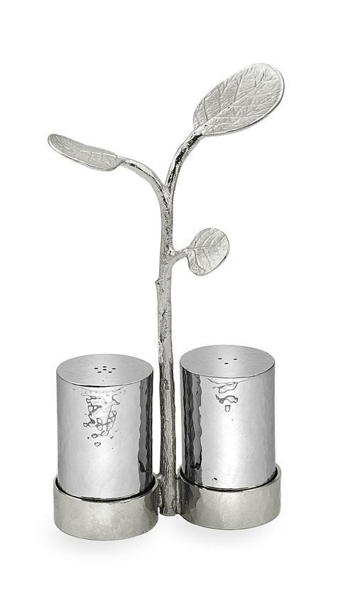 Michael Aram  Botanical Leaf Salt & Pepper Set $100.00
