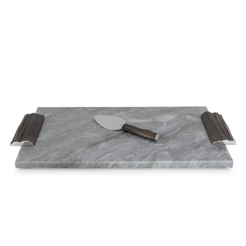 Michael Aram  Driftwood Cheese Board with Spreader $175.00