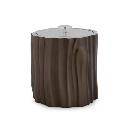 Michael Aram  Driftwood Ice Bucket $225.00