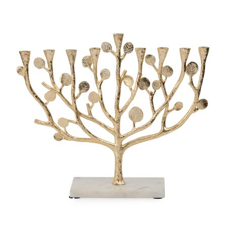 $225.00 Gold Menorah